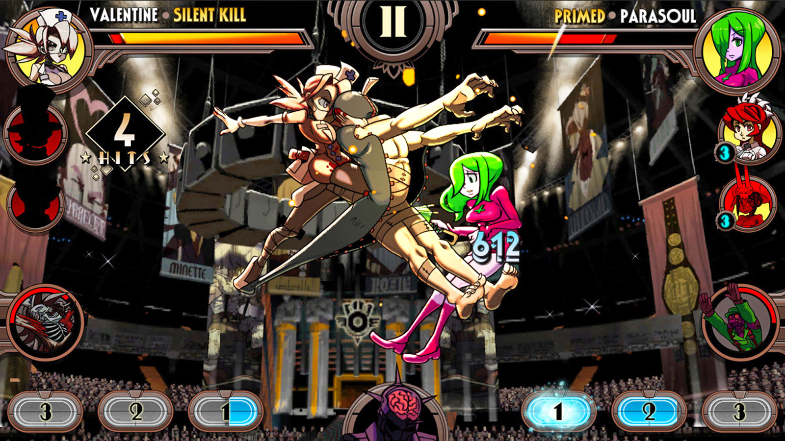 Lab Zero's hyper-stylized fighting game Skullgirls has been available on  almost every modern platform at some point in its history, but you couldn't  play it ...