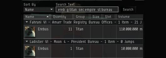 ccp expands eve s asset search functionality