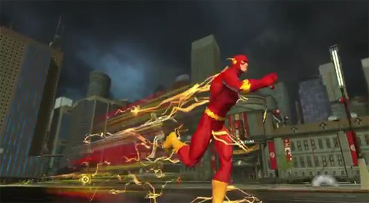dcuo lightning strikes update to feature superhero origins content