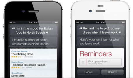eric schmidt says siri poses competitive threat to google