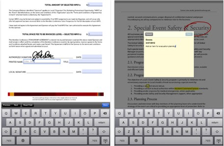 how to add signature in adobe reader
