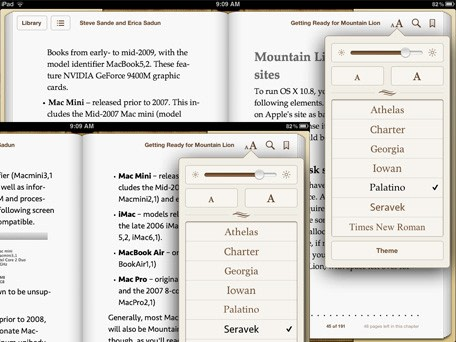 how to save an ibook as a pdf from ibooks