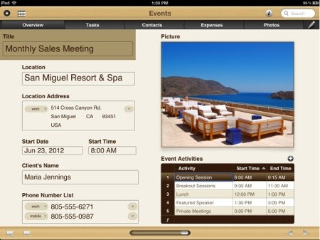 New Bento 4 for iPad adds design tools for customizing database ...