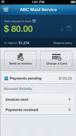 Online Invoicing Service WePay Releases IPhone App - Free online invoicing for service business