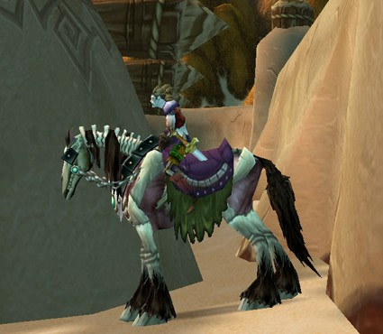 how to get a mount in wow at level 10