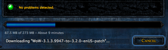 World of warcraft patch 3. 2 release patch notes [updated].