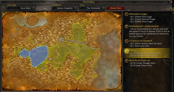 Wow rookie questing 101 image credit gumiabroncs Images