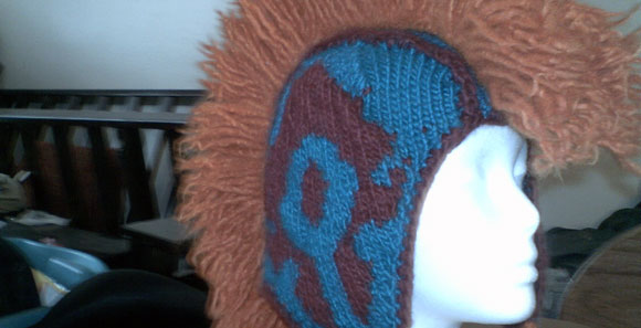 World Of Warcrafts Cozy Knitted Troll Mohawk Hat By Anreha