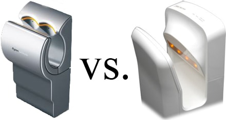 after we brought you news of dysons revolutionary new airblade hand drying system yesterday the comments that followed were pretty equally divided into - Dyson Hand Dryer