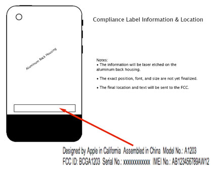 Fcc thinks different grants approval to apple iphone unless you consider documents that read like high school physics lab reports to be of interest but sure enough apples iphone has completed that ccuart Gallery