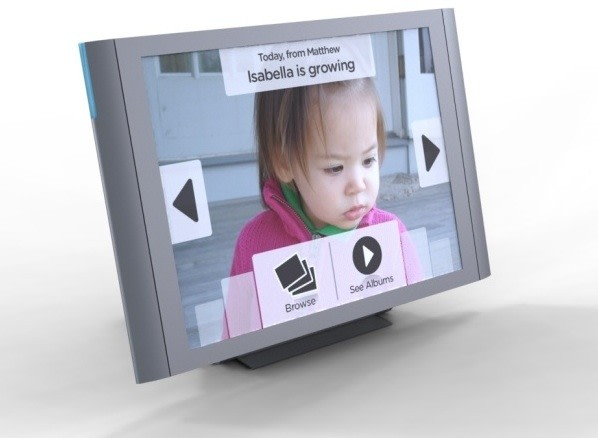 Isabella Products intros cellular-connected Vizit photo frame
