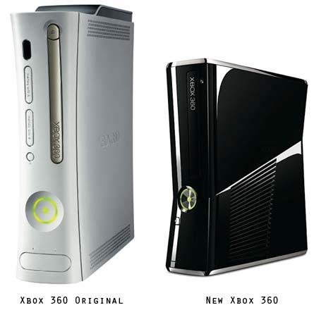 New xbox 360 guide microsoft 39 s slim console explained - The newest xbox 360 console ...