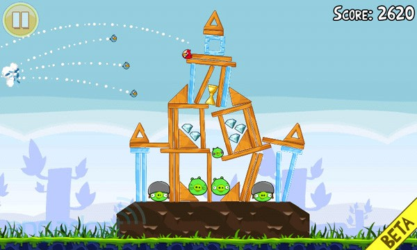 App review angry birds android image credit voltagebd Choice Image