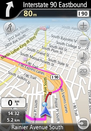 NavFree launches free US iPhone navigation app with offline map data