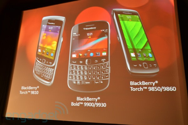Rim launches blackberry torch 9810 torch 9860 and bold 9900 we go undo reheart Choice Image