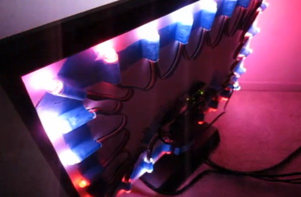 Arduino powered lighting system infuses your led with some