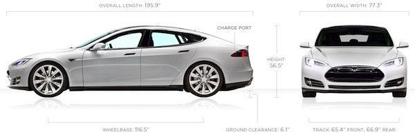 tesla confirms model s pricing and options 49 900 and up after tax credits. Black Bedroom Furniture Sets. Home Design Ideas