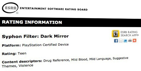 PSP games get ESRB rating for PlayStation certified devices, coming ...