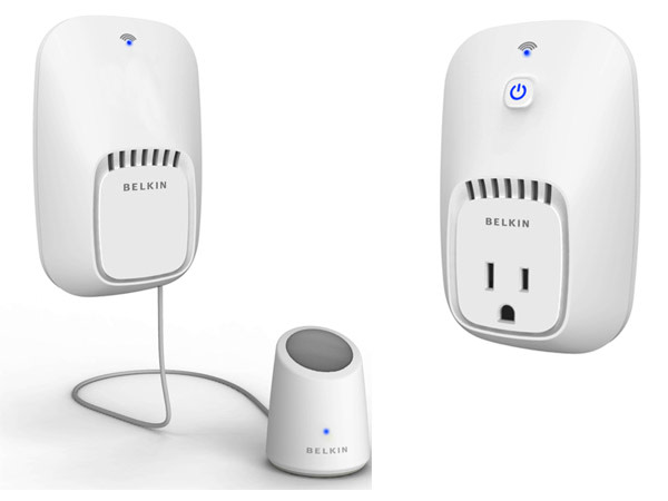 Belkin Announces WeMo Home Automation System Controls Electrical