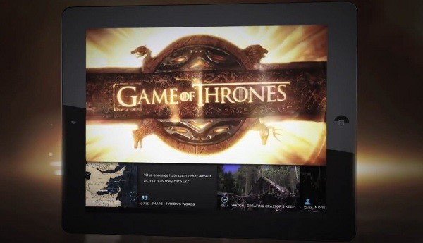 Interactive game of thrones content comes to hbo go ipad app home box office has been pushing its interactive viewing experience for game of thrones over at the hbo go site but if you werent sitting in front of a gumiabroncs Gallery