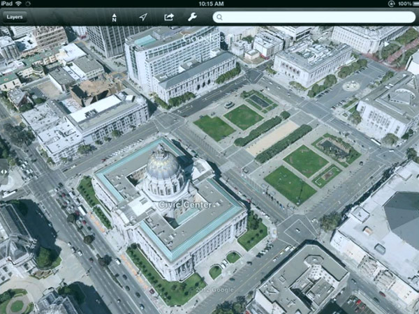google is keeping the string of maps launches going its just rolling out very very detailed 3d maps for technology like google earth