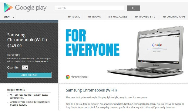 Arm powered chromebook lands at play store for 249 image credit ccuart Images