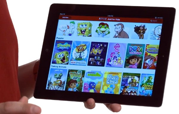 how to download netflix to my tablet