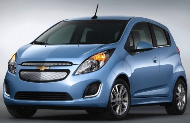 2014 chevy spark ev will retail for 27 495 before. Black Bedroom Furniture Sets. Home Design Ideas