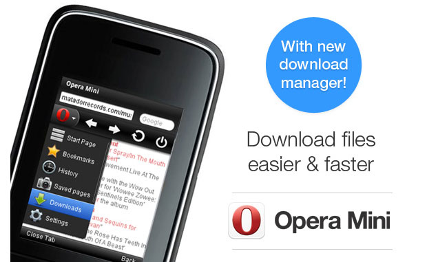 Opera Mini For Blackberry And Feature Phones Catches Up With