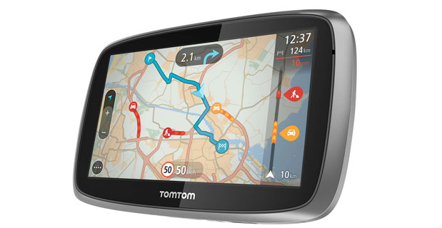 Tomtom refreshes go sat nav offers 3d maps and lifetime traffic undo gumiabroncs Choice Image