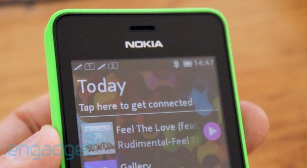 Nokia unveils the touchscreen asha 501 with new software platform image credit gumiabroncs Gallery