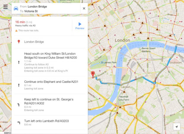 Google maps 20 for ios starts rolling out with ipad support indoor the revamped google maps design reached android last week now its ios turn google maps 20 is gradually rolling out worldwide for apples platform gumiabroncs Image collections