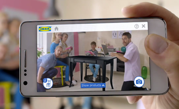 Ikea 39 S 2014 Catalog App Lets You Arrange Virtual Furniture