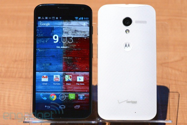 Moto X for Verizon starts getting Android 4.4 KitKat ...
