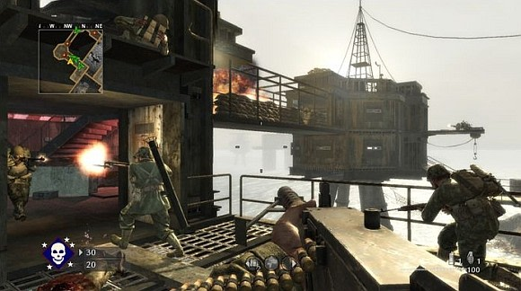 Call of Duty: World at War \'Map Pack 3\' hits Aug. 6, iPhone app out now