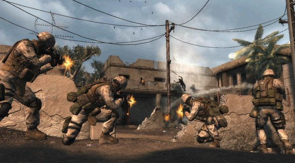 Image result for six days in fallujah game
