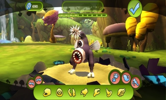 spore spinoffs for wii and ds arrive in october