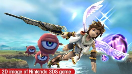 Kid Icarus Uprising Prototype Began On Wii And PC