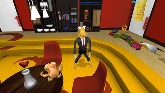 octodad meets kinect how one of the funniest games ever is finding