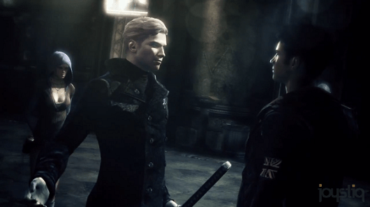 Vergils leading role in dmc devil may cry vergil dantes enigmatic twin brother is back in dmc devil may cry for a whole new era of demonic sibling rivalry in the modern setting of limbo city voltagebd Choice Image