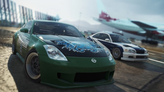 Need for speed most wanted dlc heroes and legends reach terminal image credit voltagebd Gallery
