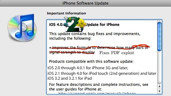 Ios 402 For Iphoneipod Touch Ios 322 Updates Available Now