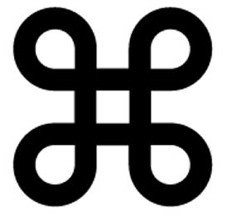 Image result for apple command symbol