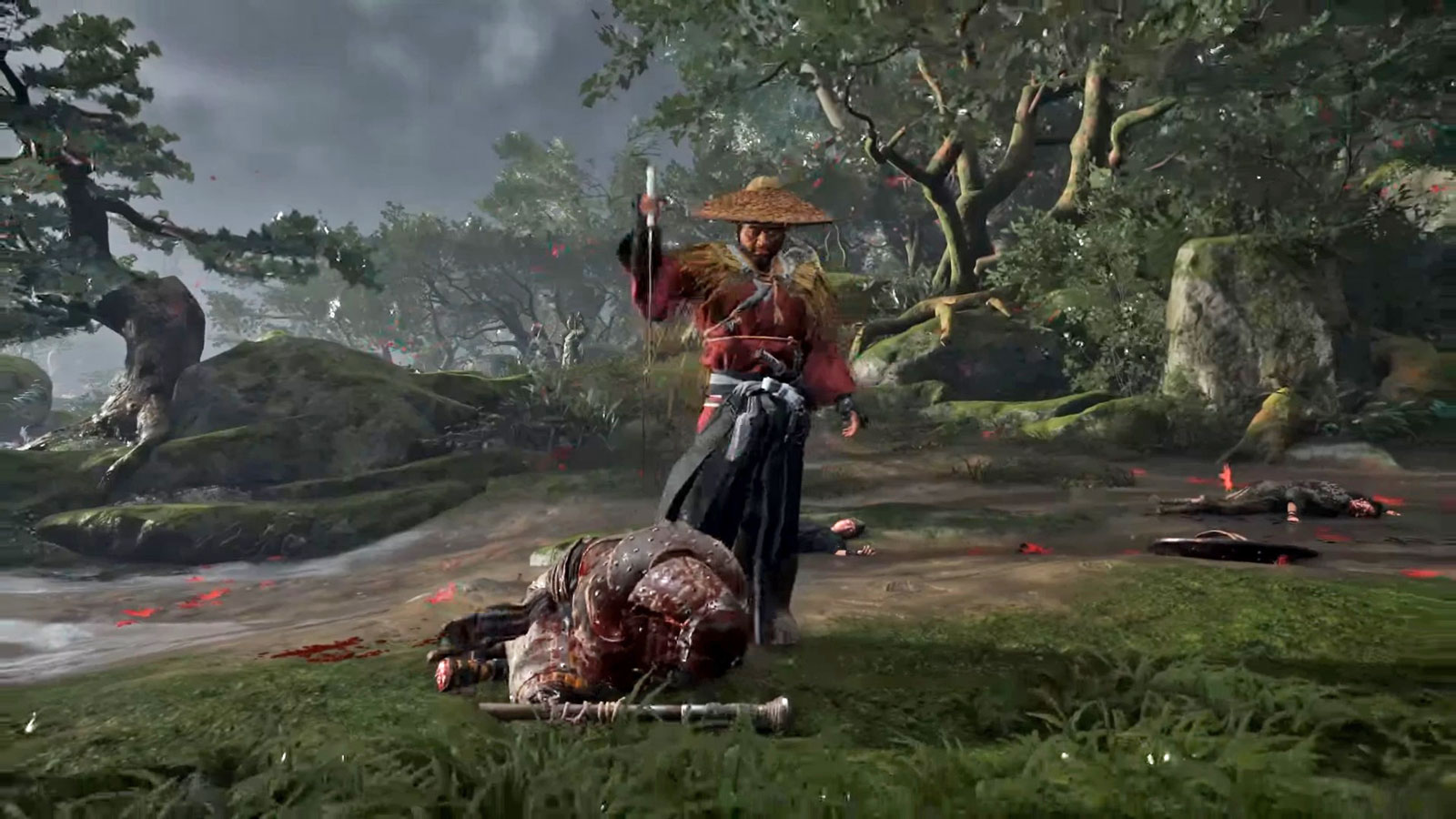 ghost of tsushima - photo #1
