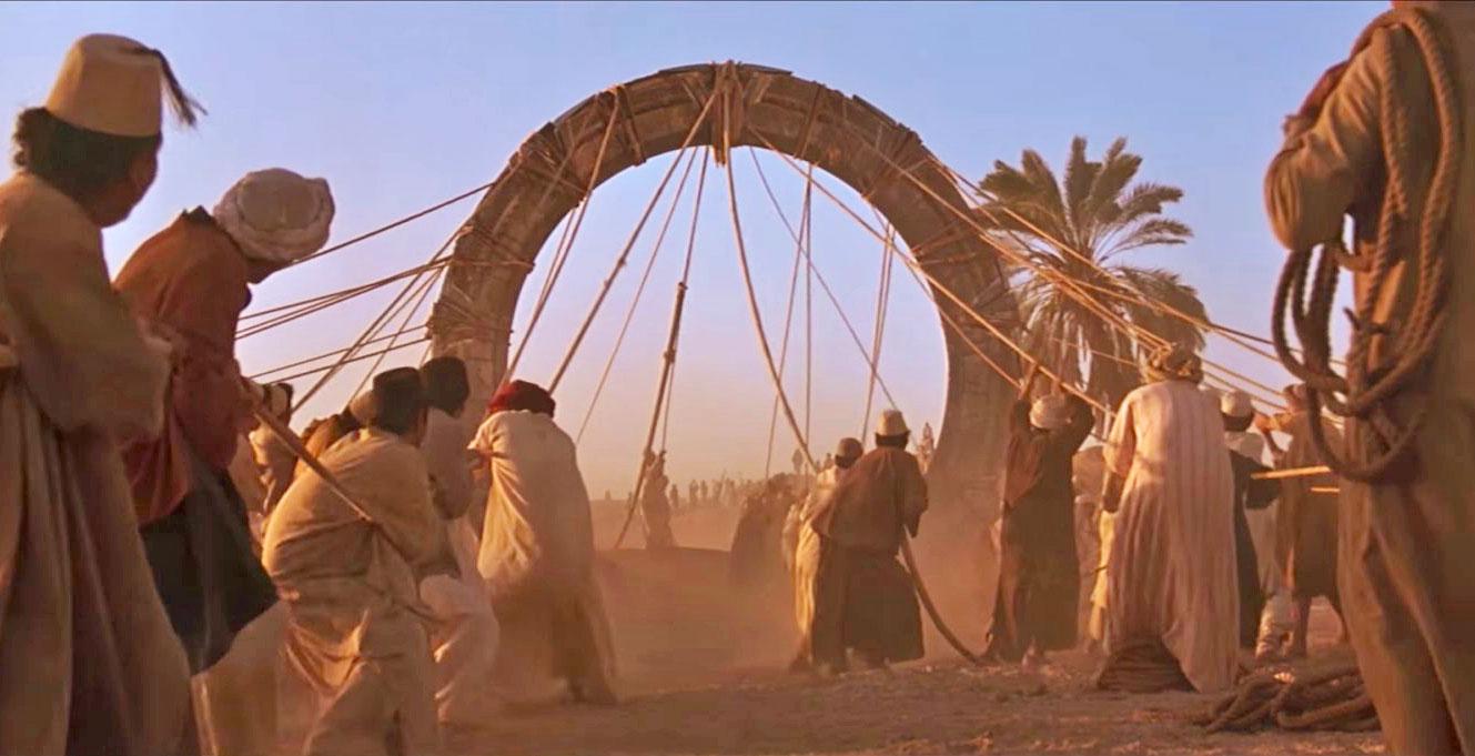 Stargate Origins Netflix