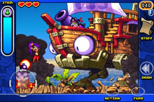 Shantae: Riskys Revenge - Directors Cut - Review