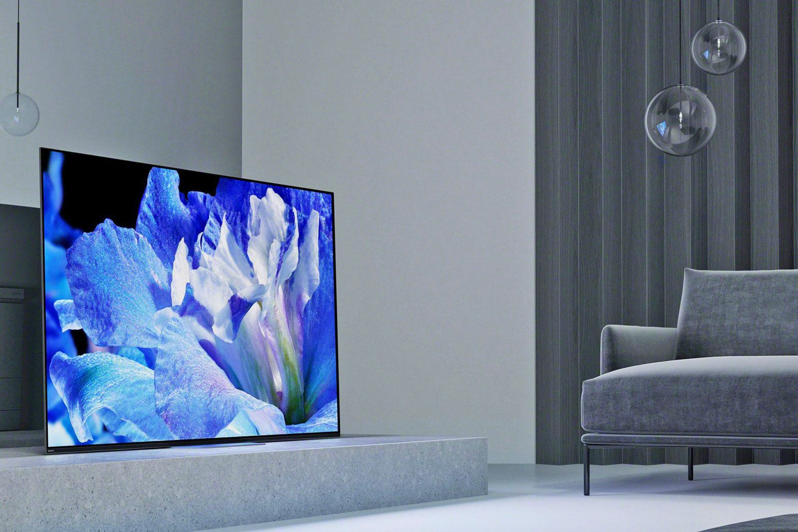 sony 39 s 2018 oled tv starts at 2 800. Black Bedroom Furniture Sets. Home Design Ideas