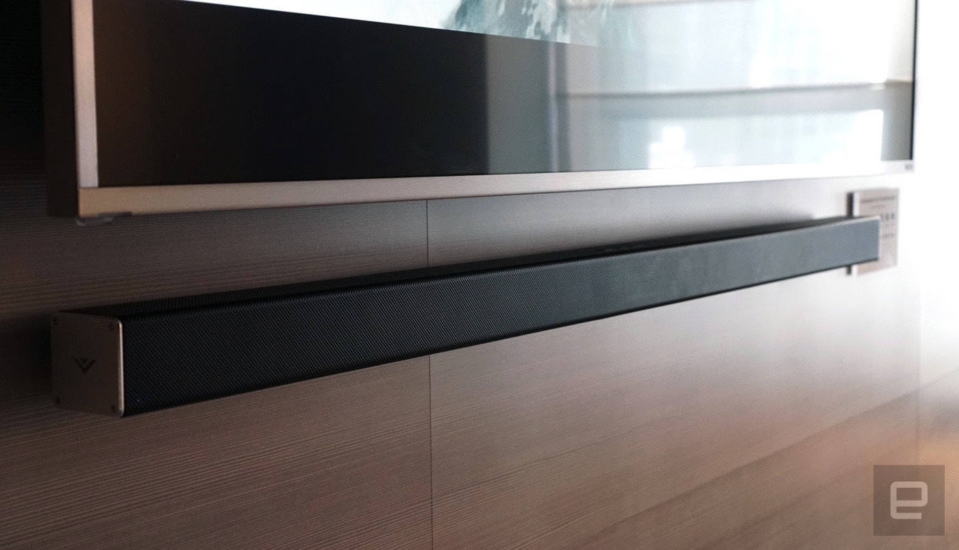 Vizio Takes On Sonos With Google Cast Friendly Soundbars
