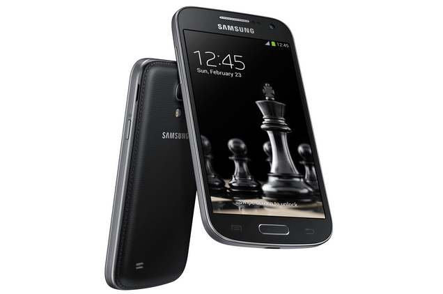 carcasa samsung galaxy s4 mini black edition
