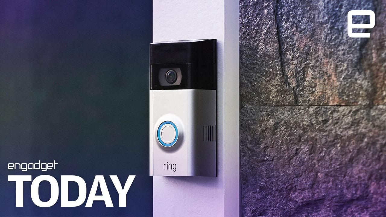 Amazon Buys Ring Get Into Home Security Business – Wonderful